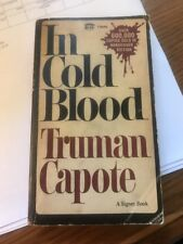 In Cold Blood by Truman Capote (1965 Third Printing) paperback