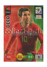 Adrenalyn WM World Cup 2010 - 282 - Deco - Portugal