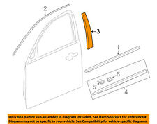 Cadillac GM OEM 13-16 XTS Front Door-Applique Window Trim Left 22921568