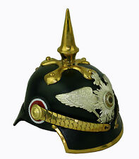 Pickelhaube Garderegiment Preussen Kaiserreich shako Helm Reenactment sca L167