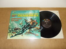 LP VINYL - OST - THUNDERBALL - 007 JAMES BOND - JOHN BARRY - UAS 5132 - STEREO