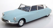 Norev 1959 Citroen DS 19 Light Blue with White Roof LE of 1000 1/18 New In Stock