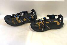KEEN MION Men's GSR Ergomorphic Blue Sport Water Sandals Shoes Size 6 US