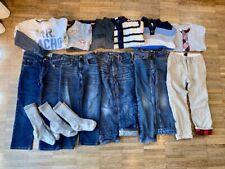 Name Brand Boys Clothing Lot, Size 6-7, Gymboree, Gap, Lee, 3 NWOT item, 14 pcs.