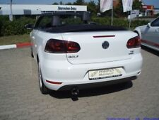 FMS Sportauspuff Stahl VW Golf VI Cabrio Frontantrieb (1K, ab 11) 1.2TSI 63/77kW