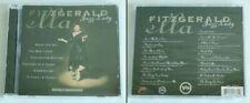 CD musicali vocale Ella Fitzgerald