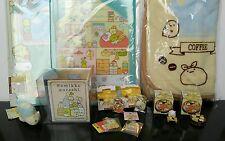 San-X Sumikko Gurashi HUGE Assorted Bundle/Lot - Rare Items incl. blanket