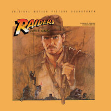Raiders Of The Lost Ark - 2 x LP Expanded - Limited Edition - John Williams