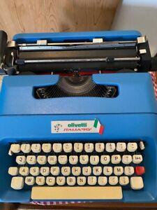 Macchina da scrivere OLIVETTI ITALIA 90.