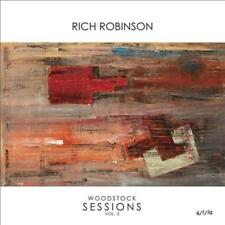 RICH ROBINSON (BLACK CROWES) - WOODSTOCK SESSIONS, VOL. 3 [DIGIPAK] NEW CD