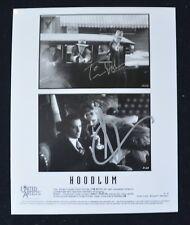 Tim Roth & Andy Garcia  Authentic Autographs 8x10 Movie Still  RARE