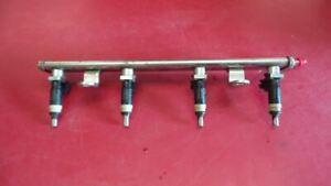 Fuel Injection Rail w/ 4 Injectors 2.4L Fits 07-17 COMPASS 196582