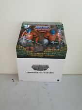 MOTU new boxed Masters of the Universe Classics Eternian Palace Guards figures