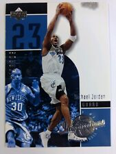 2002-03 Upper Deck Inspirations Michael Jordan #89, Washington Wizards