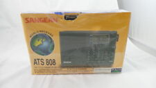 Sangean ATS-808 Shortwave Radio - Multiband