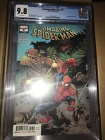 Amazing Spiderman Volume 5 #37 CGC 9.8  free shipping