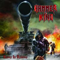 HAMMER KING - KING IS RISING   CD NEU
