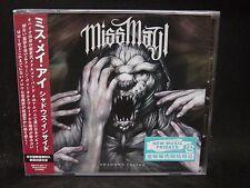 MISS MAY I Shadows Inside JAPAN CD The Crimson Armada The Paramedic Rose Funeral