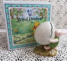 Lovely Royal Doulton The Winnie The Pooh Collection Piglet And Balloon USC