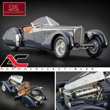 CMC M-106 1:18 1938 BUGATTI 57 SC CORSICA ROADSTER DIECAST MODEL CAR