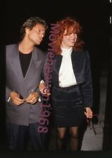 Michael Des Barres & Pamela VINTAGE 35mm SLIDE TRANSPARENCY 10669 NEGATIVE PHOTO