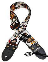 Live Line Ls2000wh Indian Guitar Strap