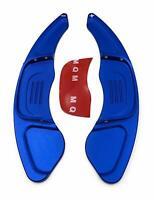 Schaltwippen DSG Shift Paddle Golf 7 GTI R GTD Polo GTI 18 Scirocco FL Blau p.