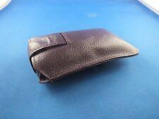 Handy Tasche Hülle Nokia N8 Handytasche Nostalgie Case Leder Bordo Lila Leather