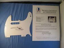 Eminem Signed Guitar Pickguard BAS COA LOA Autograph Slim Shady Marshall Mathers
