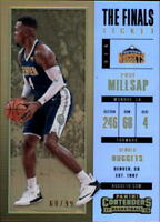 2017-18 Panini Contenders The Finals Ticket /99 Singles (Pick Your Cards)