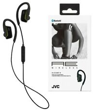 JVC haec30bt Negro AE Bluetooth Inalámbrico Deportivo CLIP OREJA AURICULARES