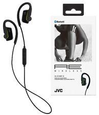 JVC haec30bt schwarz AE Kabellos Bluetooth Sport Ohrclip Kopfhörer Original /
