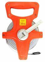 Fiberglass Measuring Tape (100 FT.) (Pack of: 1) - TM17900-YH