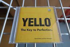 Yello THE KEY TO PERFECTION Mint promo CD Dieter Meier/Boris Blank VW Golf TOY