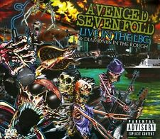 Avenged Sevenfold Live in the LBC & Diamonds in the Rough CD & DVD - NEW/SEALED
