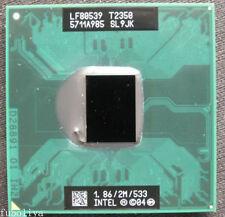 Intel Core Duo T2350 SL9JK 1.86 GHz LF80539GE0362ME CPU Processor 533 MHz