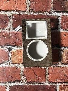Coach Brown Mini Signature iPod Case for iPod Classic
