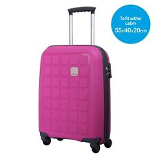 Tripp Holiday 5 4-Wheel Cabin Bag Suitcase Magenta - NEW Ryanair Easyjet BA