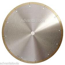 """10"""" Porcelain Tile Continuous Rim Diamond Saw Blade"""