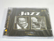 Shades Of Jazz Volume 1 Louie Armstrong Stephane Grappelli CD NEW SEALED