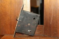 Antique Mortise Door Lock Set No Handles
