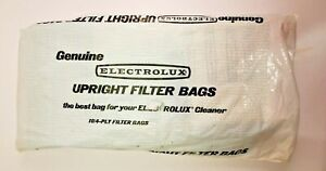 10 New Genuine Replacement Electrolux 4 Ply Upright Vacuum Filter Bags