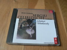 Celibidache - Schubert : Symphony No.8 Unfinished - Tchaikovsky - CD Ermitage
