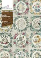 Hand Sown Quilt Anita Goodesign Embroidery Design Machine CD