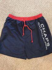 Vintage Chaps Ralph Lauren Mens Bathing Suit Swim Shorts XL Trunks