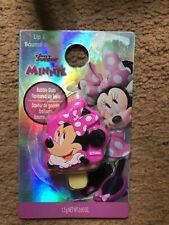 Disney Minnie Mouse Pucker Pop Children's Novelty Lip Balm Lip Gloss