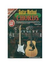 Progressive Guitar Method Chords DVD With Small let Learn to Play MUSIC BOOK