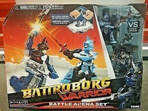 Battroborg Warrior Battle Arena Knight Vs Viking Remote Control Battling Sealed