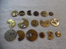 1/4 Pound 79-9Dd Antique Pocket Watch Parts