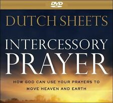 Intercessory Prayer: How God Can Use Your Prayers to Move Heaven and Earth (DVD